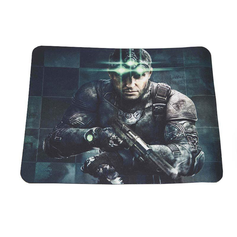 Mouse Pad Gamer Emborrachado  Pequeno Exbom Splinter Cell