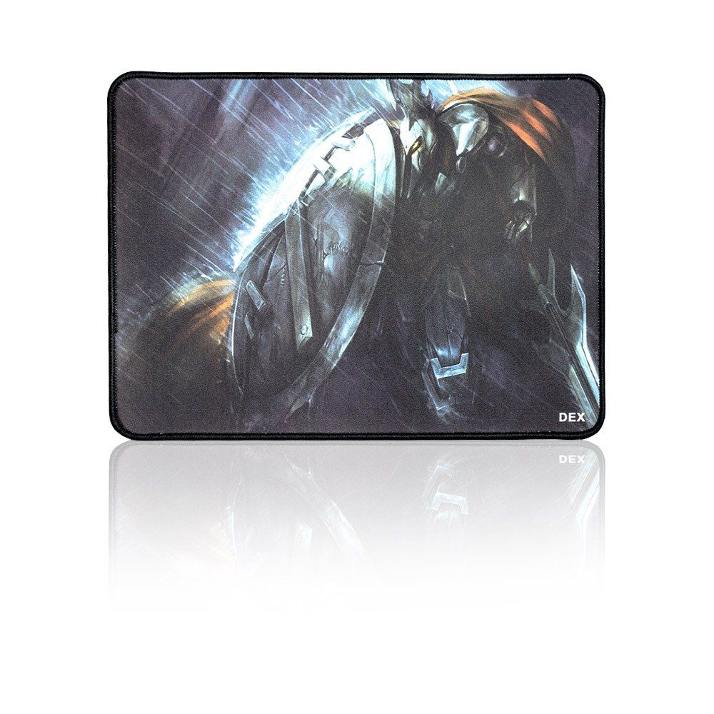 Mouse Pad Gamer Emborrachado P Pantheon