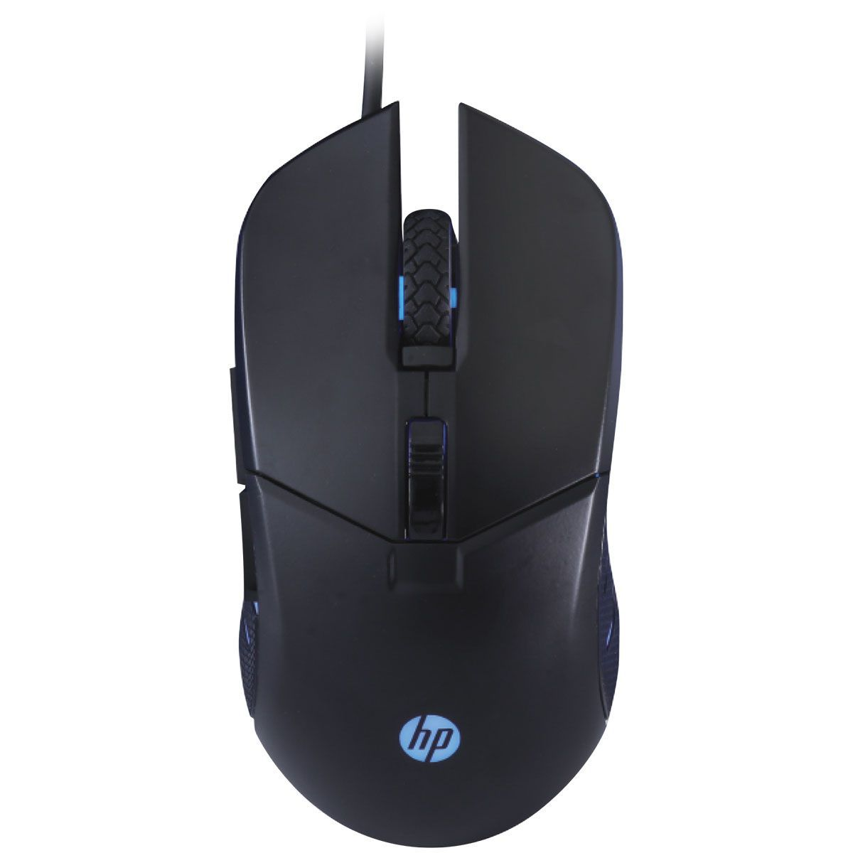 Mouse USB Gamer HP G260 800/1200/1600/2400dpi Preto