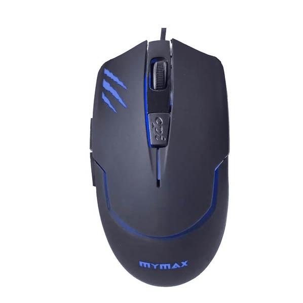 Mouse USB Gamer Tiger 2400dpi Mymax Preto - OPM-M760/BK