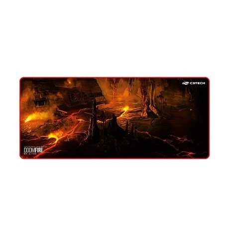 Mousepad Doomfire Speed Extended C3Tech MP-G1100