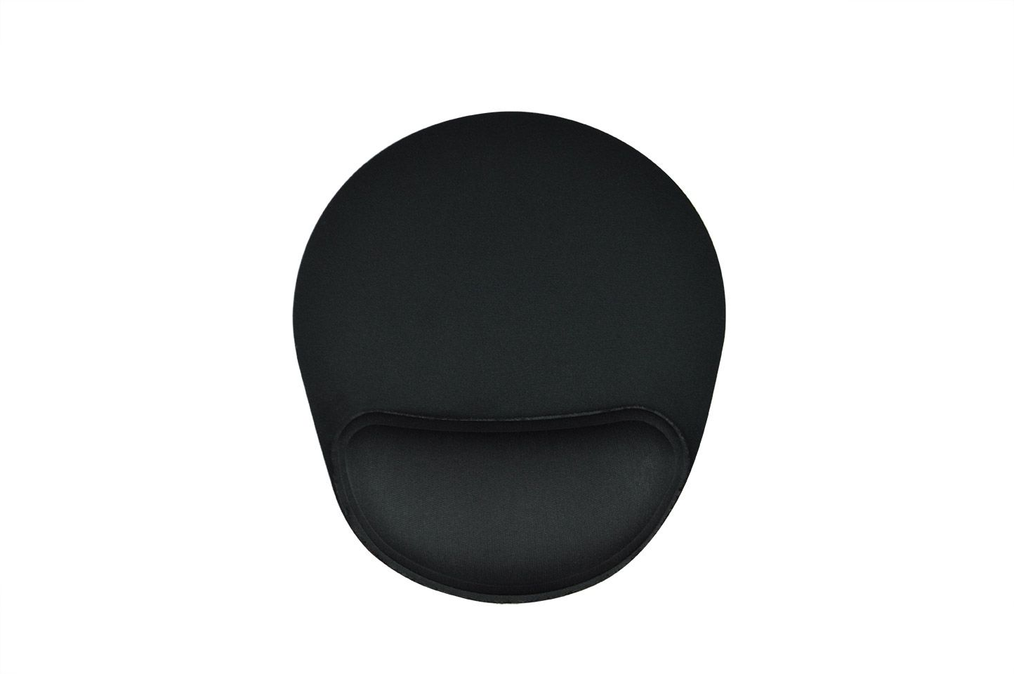 Mousepad Ergonômico c/ apoio de pulso Confort – Full Black Reliza