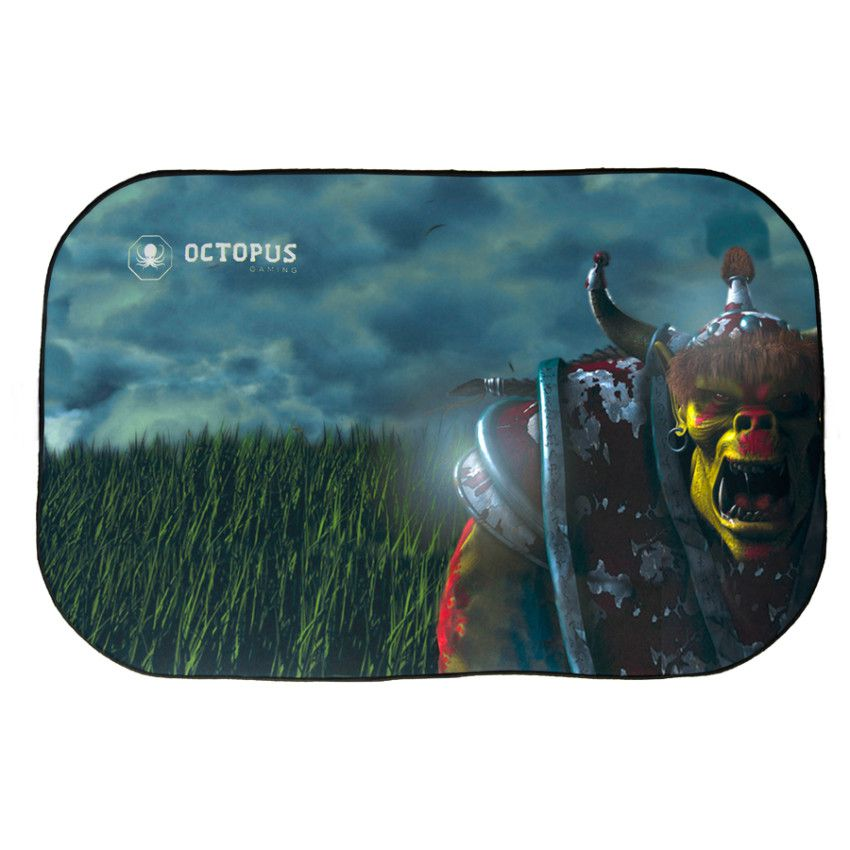 Mousepad Gamer Grande Octopus Giant Orc 45x30cm