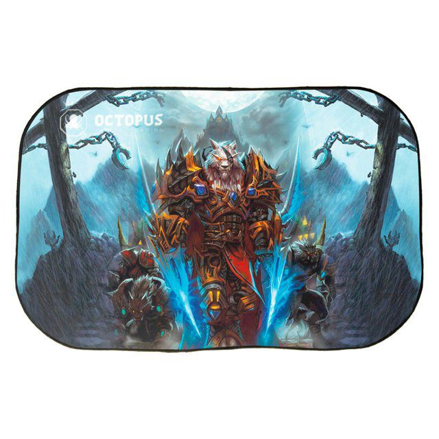 Mousepad Gamer Grande Octopus Giant Wolf Leader 45x30cm