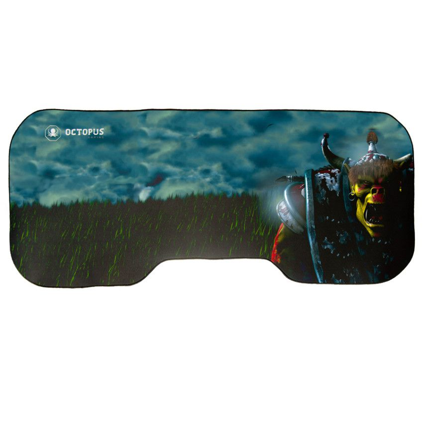Mousepad Gamer Octopus Colossus Orc 80x35cm