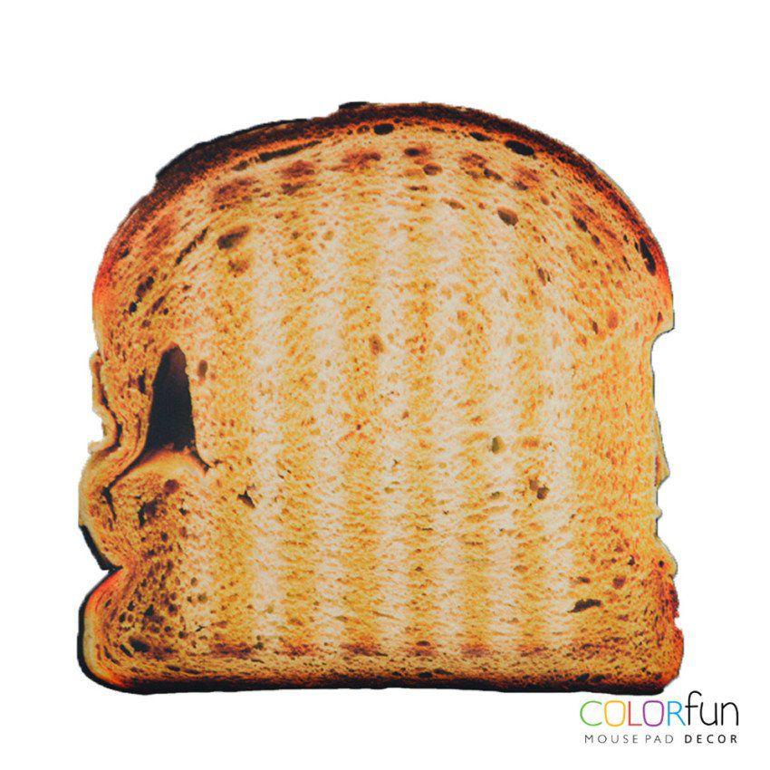 Mousepad / Imã Decorativo ColorFun – Toast
