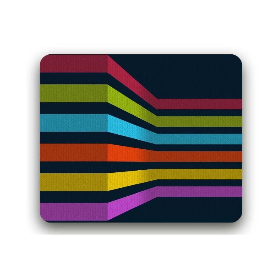 Mousepad Retangular Classic NeoBasic Reliza - Paralelas