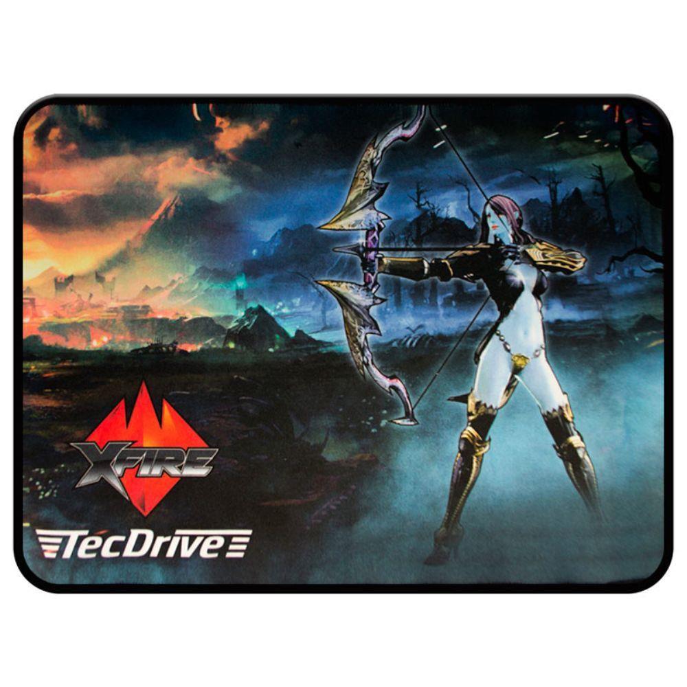 Mousepad TecDrive XFire A caçadora elfa - Versão Speed