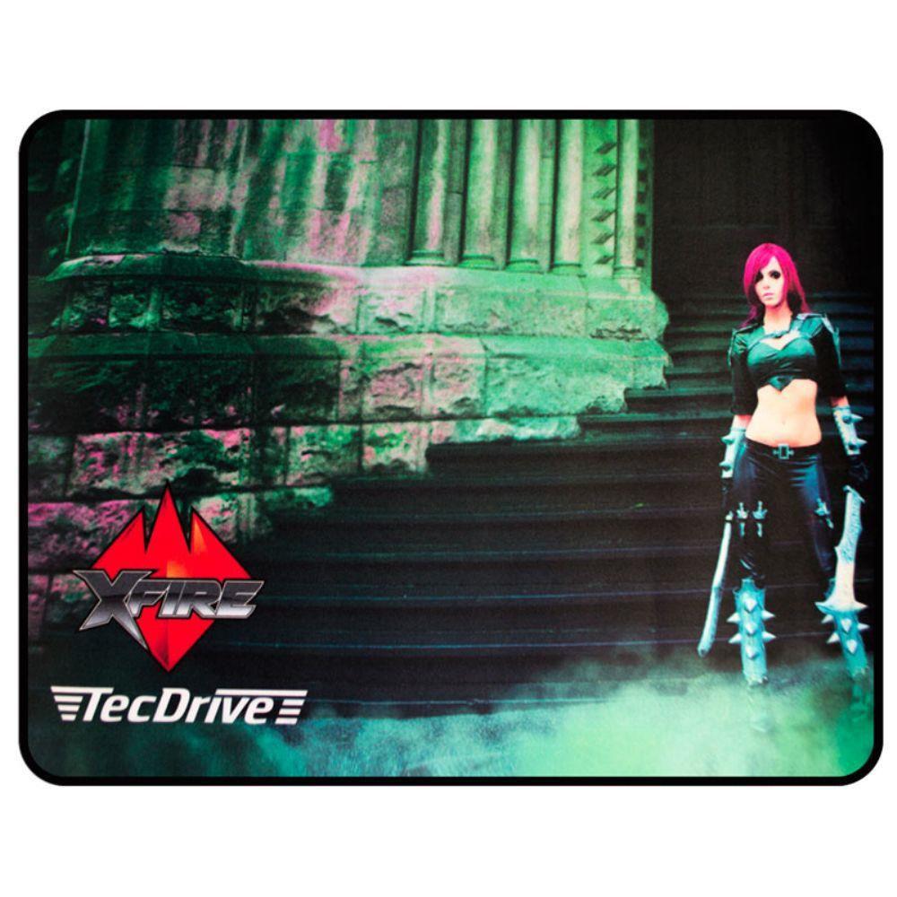 Mousepad TecDrive XFire Princesa do castelo - Versão Speed