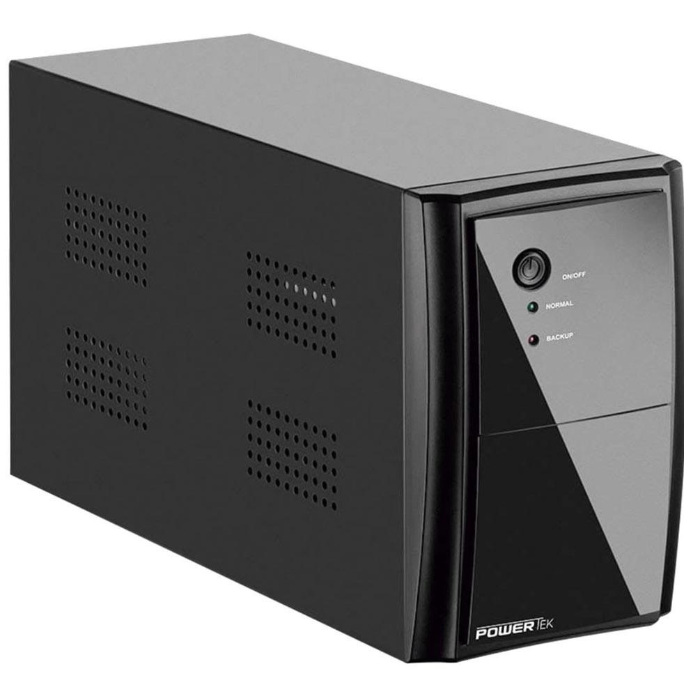 Nobreak Powertek Multilaser 720va 30min Bivolt Preto - En038