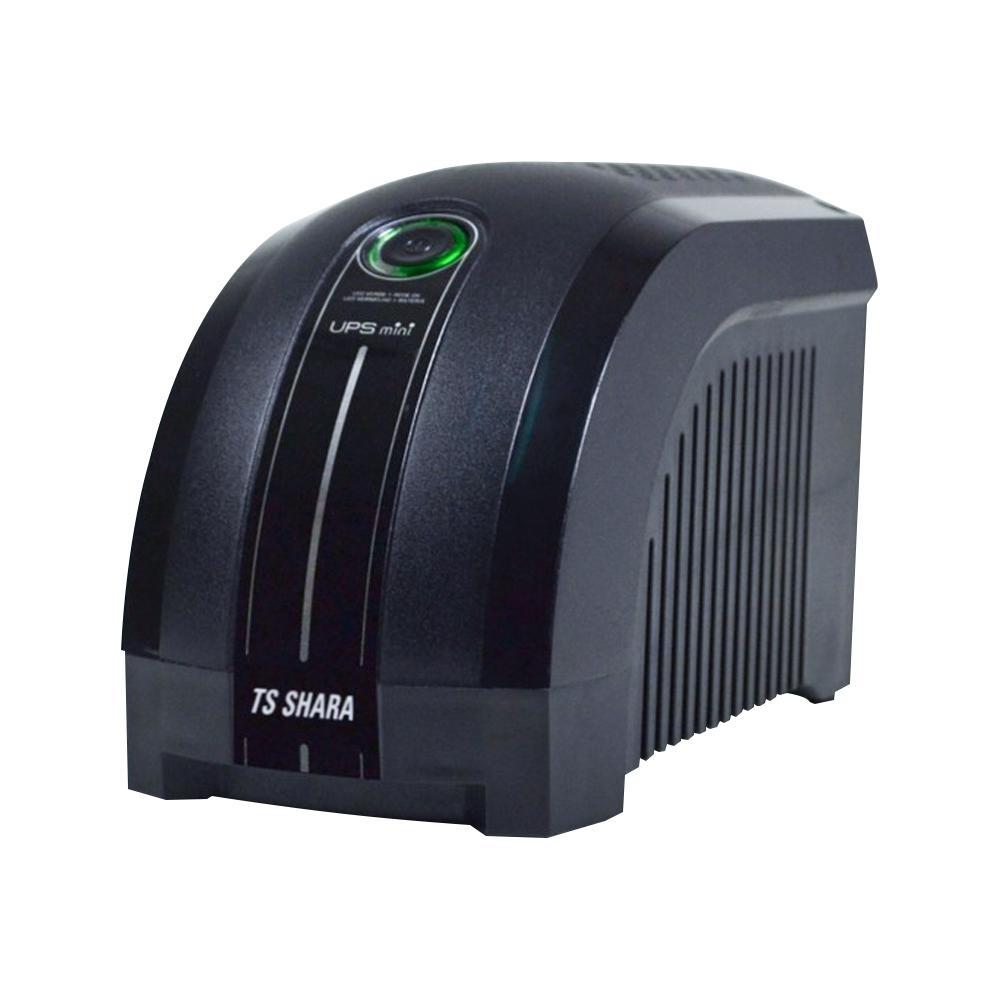 Nobreak TS Shara UPS Mini 600VA Bivolt 115/220V Black - 4003