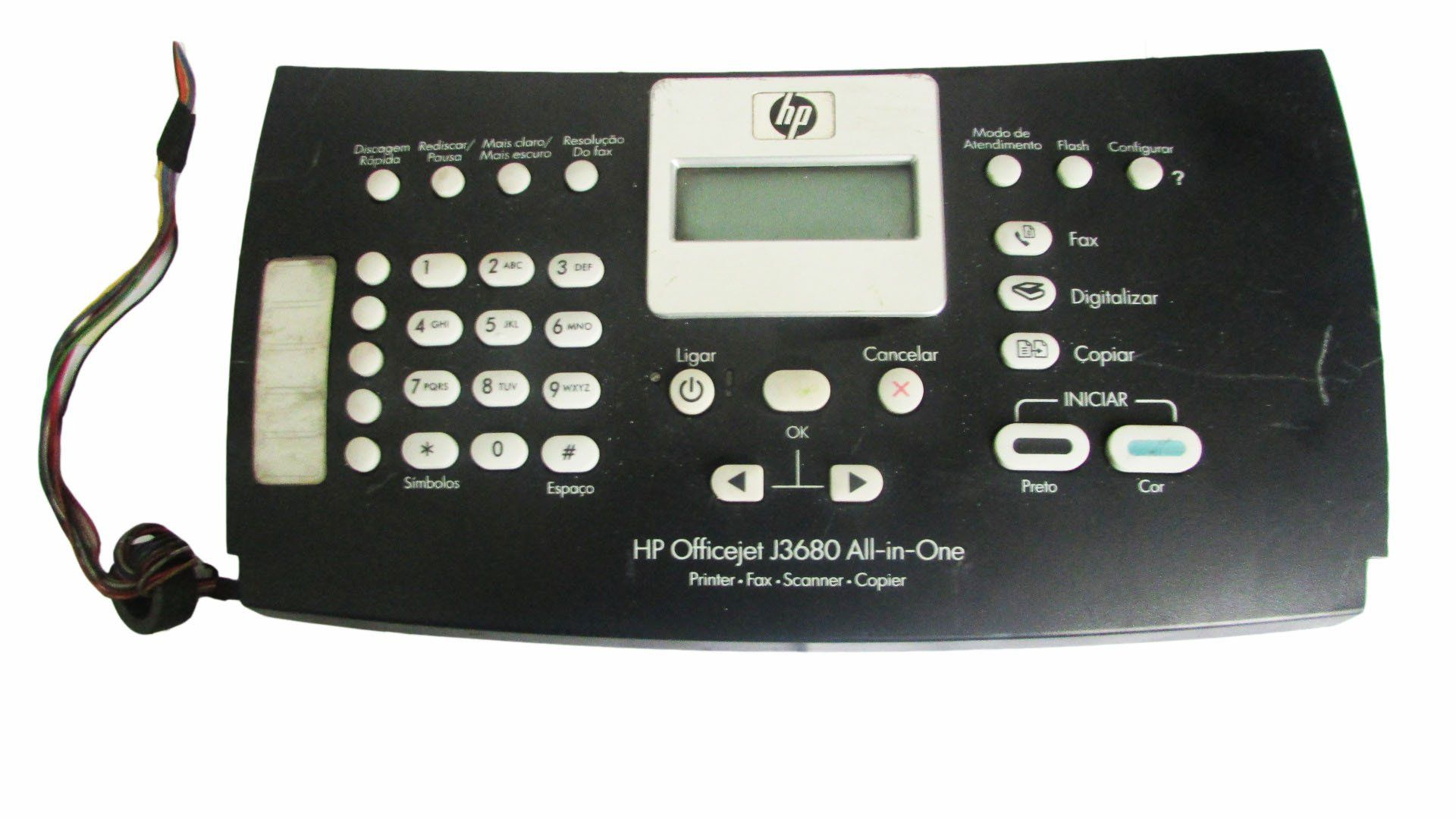 Painel Completo Original Impressora Hp Officejet J3680 (semi novo)