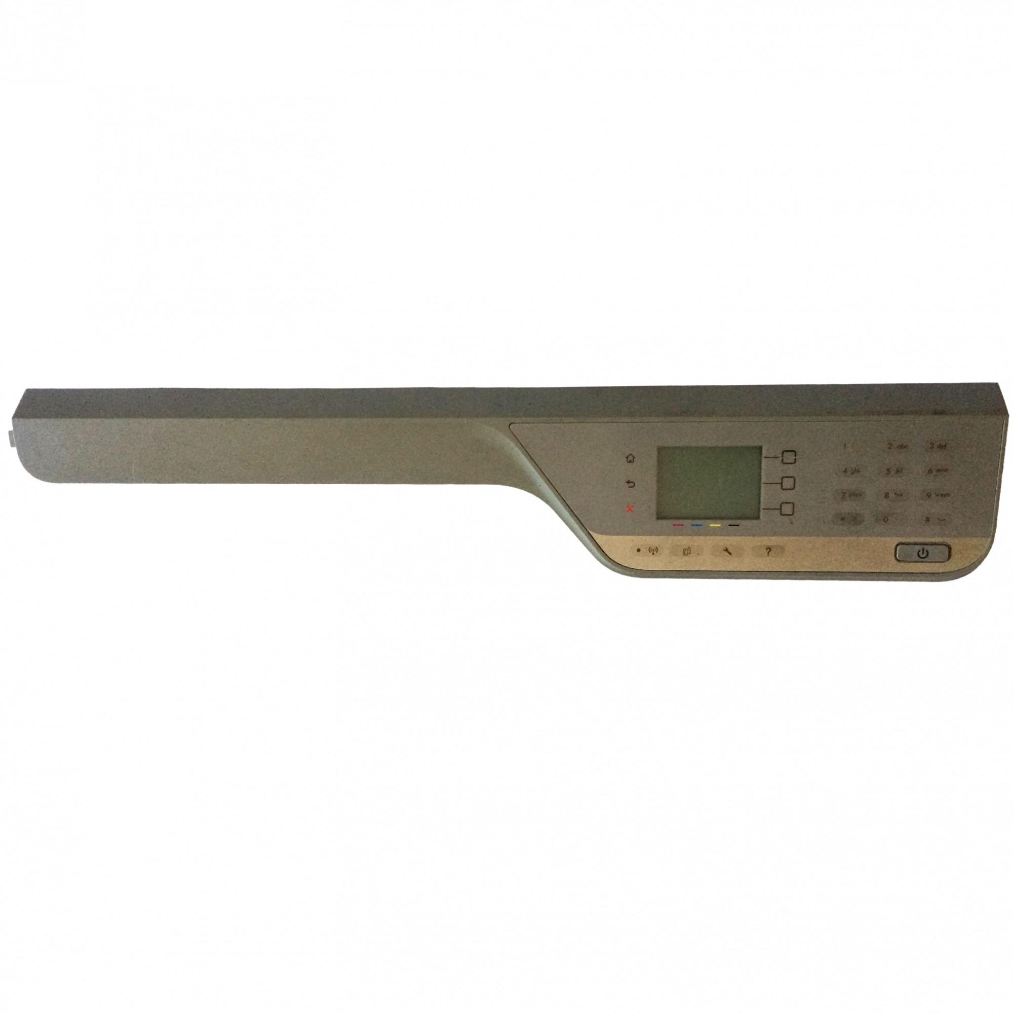 Painel Frontal Completo + Placa Multifuncional HP Deskjet Ink Advantage 4625 PN:cz152-40001 - Retirado