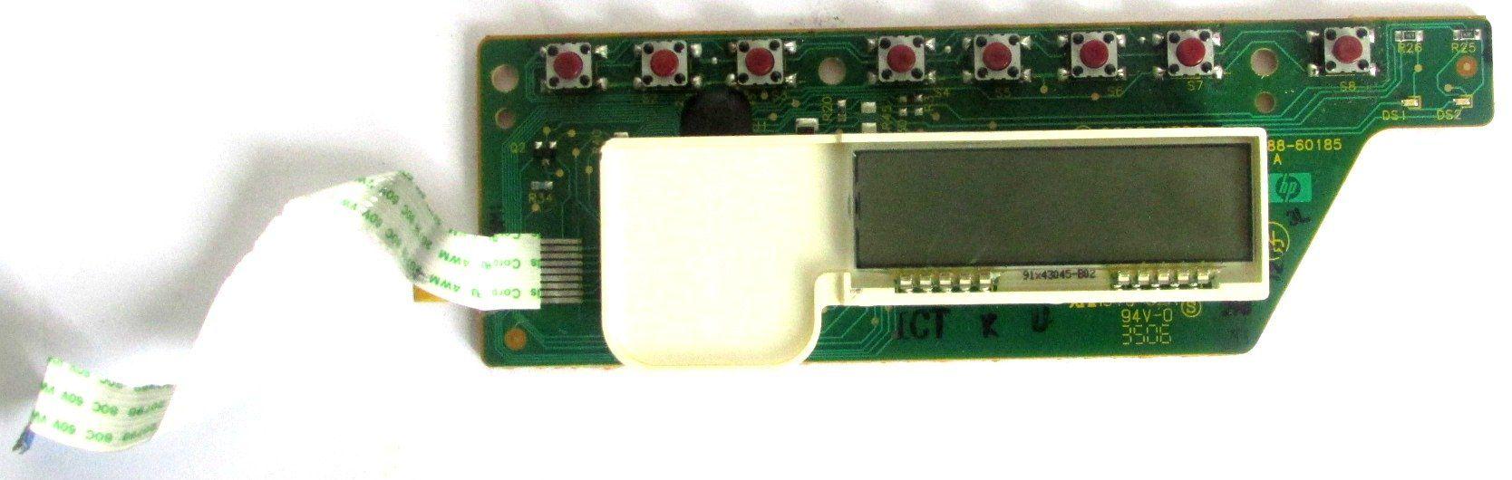 Painel P/ Impressora Hp Photosmart C3180 Multifuncional (semi novo)