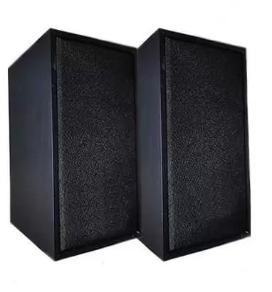 Par Caixas de Som X-CELL P/ Computador e Notebook 10W RMS USB P2 Preto XC-CM-16