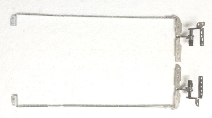 Par de Hastes de Dobradiças notebook HP DV7 6000 DV7 6100 DV7 6200 17
