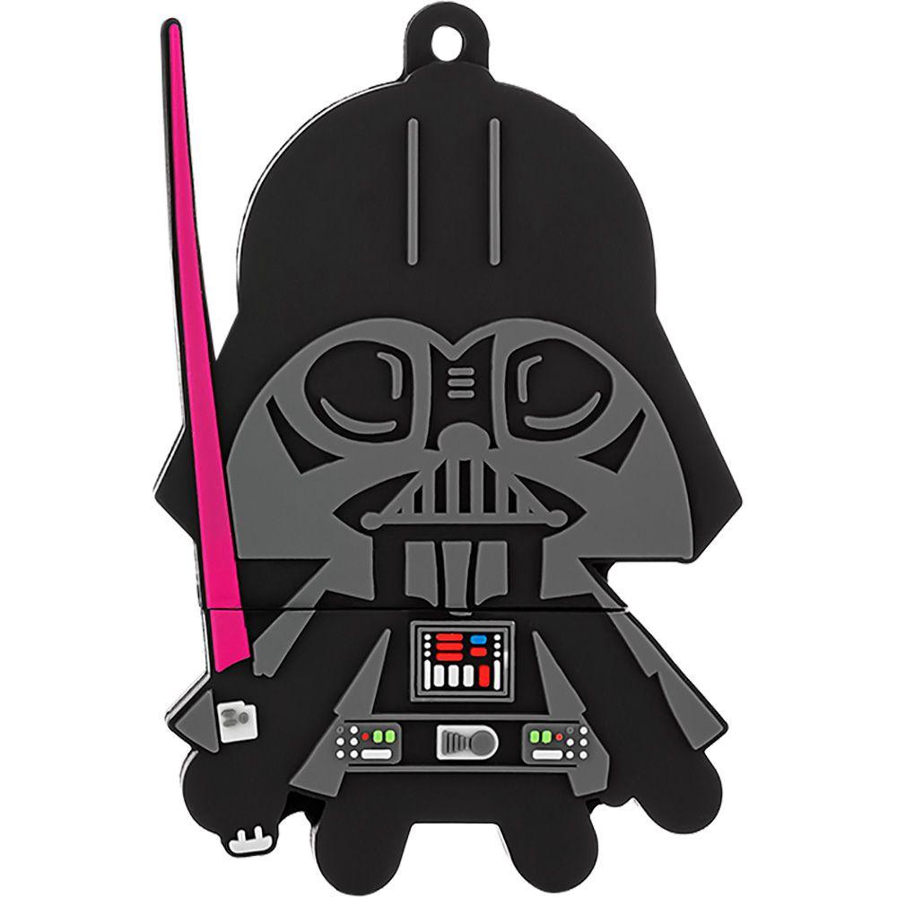 Pen Drive 8gb Darth Vader Star Wars PD035 Multilaser