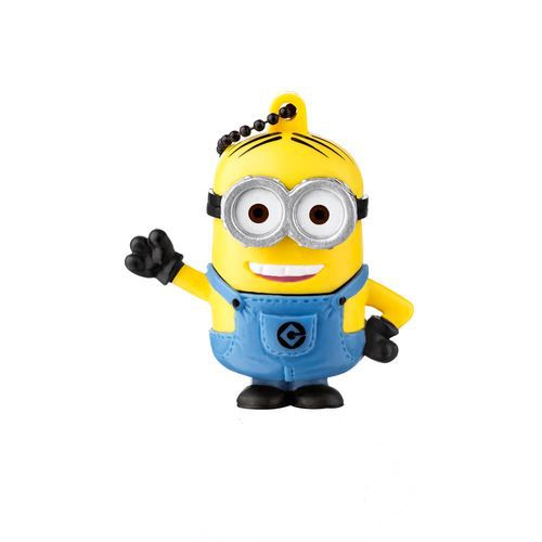 Pen Drive Minions Dave 8GB USB Multilaser - PD095