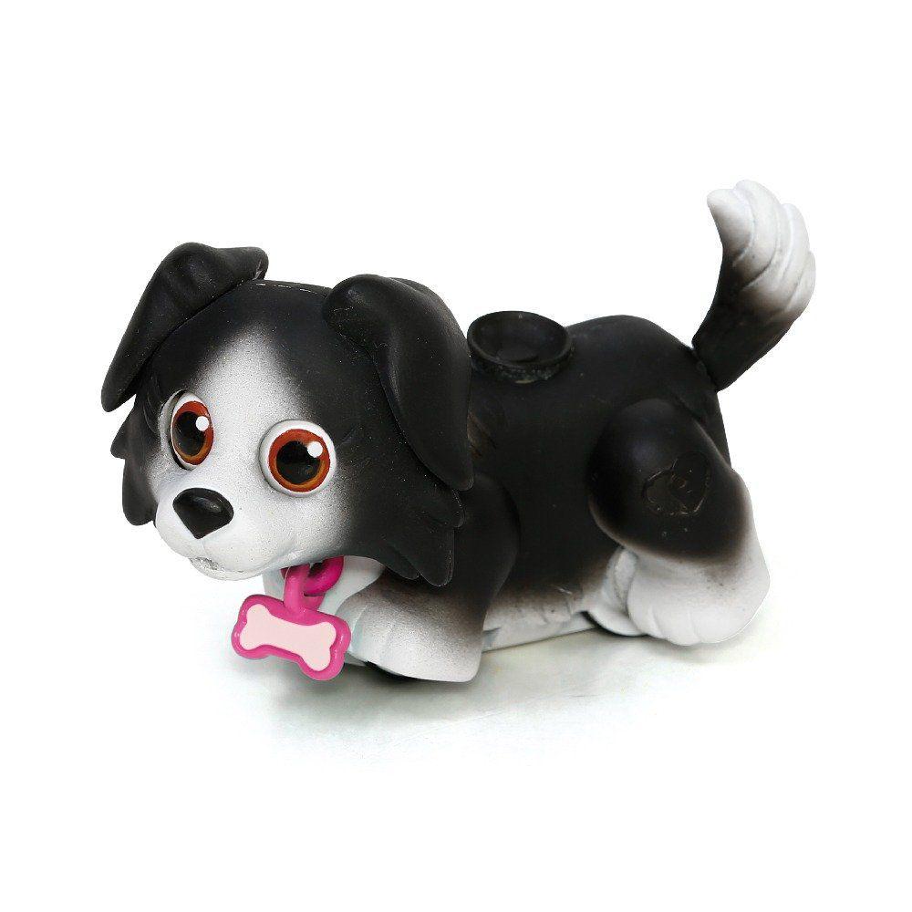 Mini Figura - Pet Parade - Preto e branco - Multikids BR727