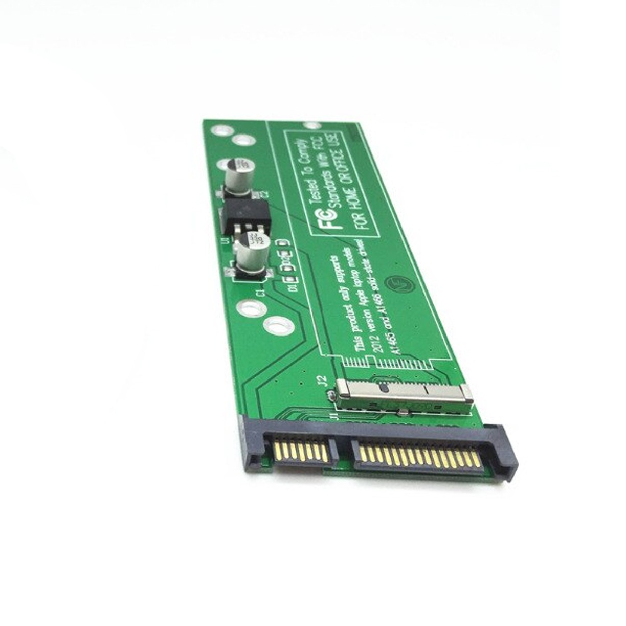 Placa Adaptador HD macbook P/ sata -