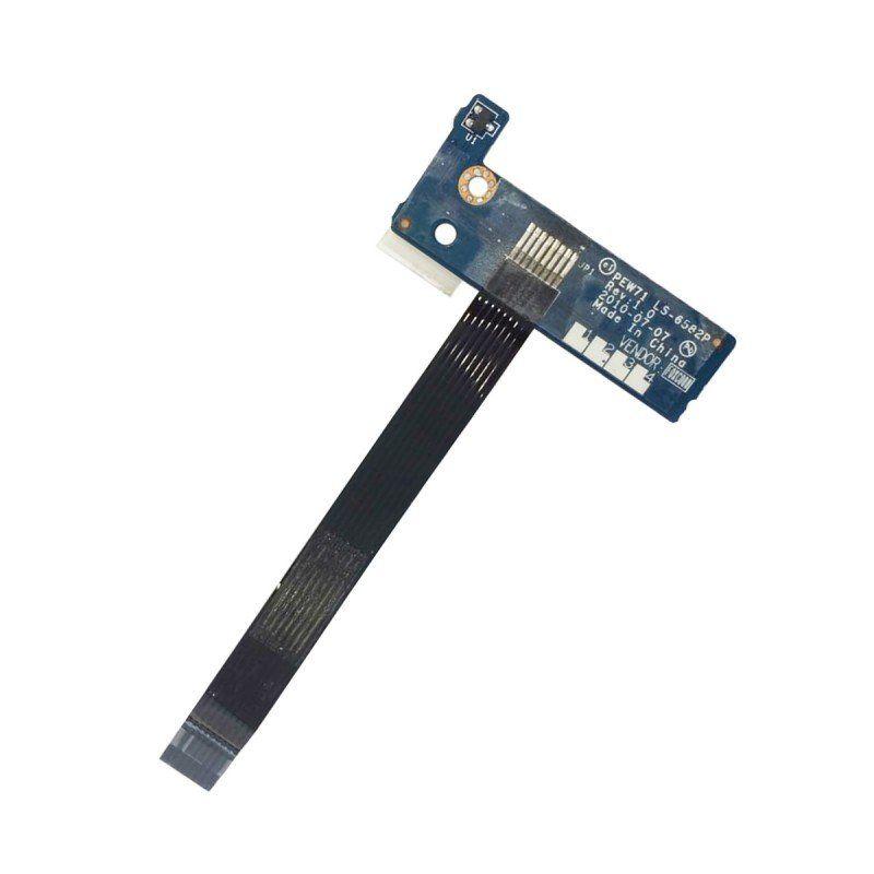 Placa Botão Power Acer Aspire 5250 5253 5733 5741 5742 LS-6582P