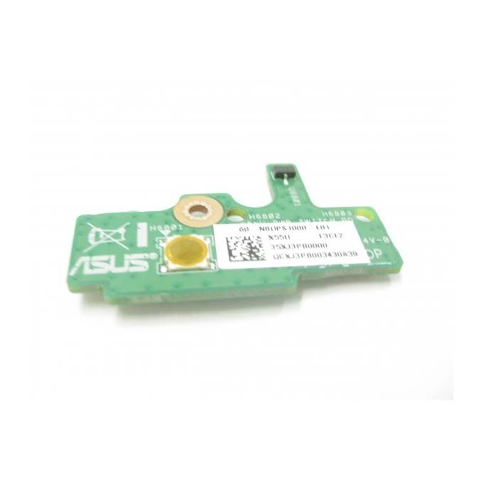 Placa Botão Power Notebook ASUS R503u-rh21 PN: 60-n80ps1000 - Retirado
