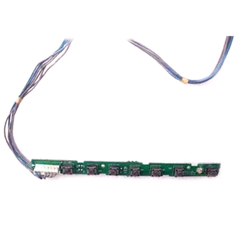 Placa de botões LG l1510sl lb500k PN: 6870T628C10 - Retirado