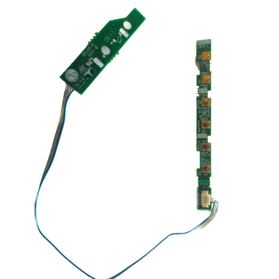 Placa De Comando Monitor LG Flatron W1752tt  PN:Eax41387102 - Retirado