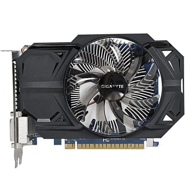Placa de Video GIGABYTE GTX 750Ti 1GB 128Bit GDDR5 Semi Novo