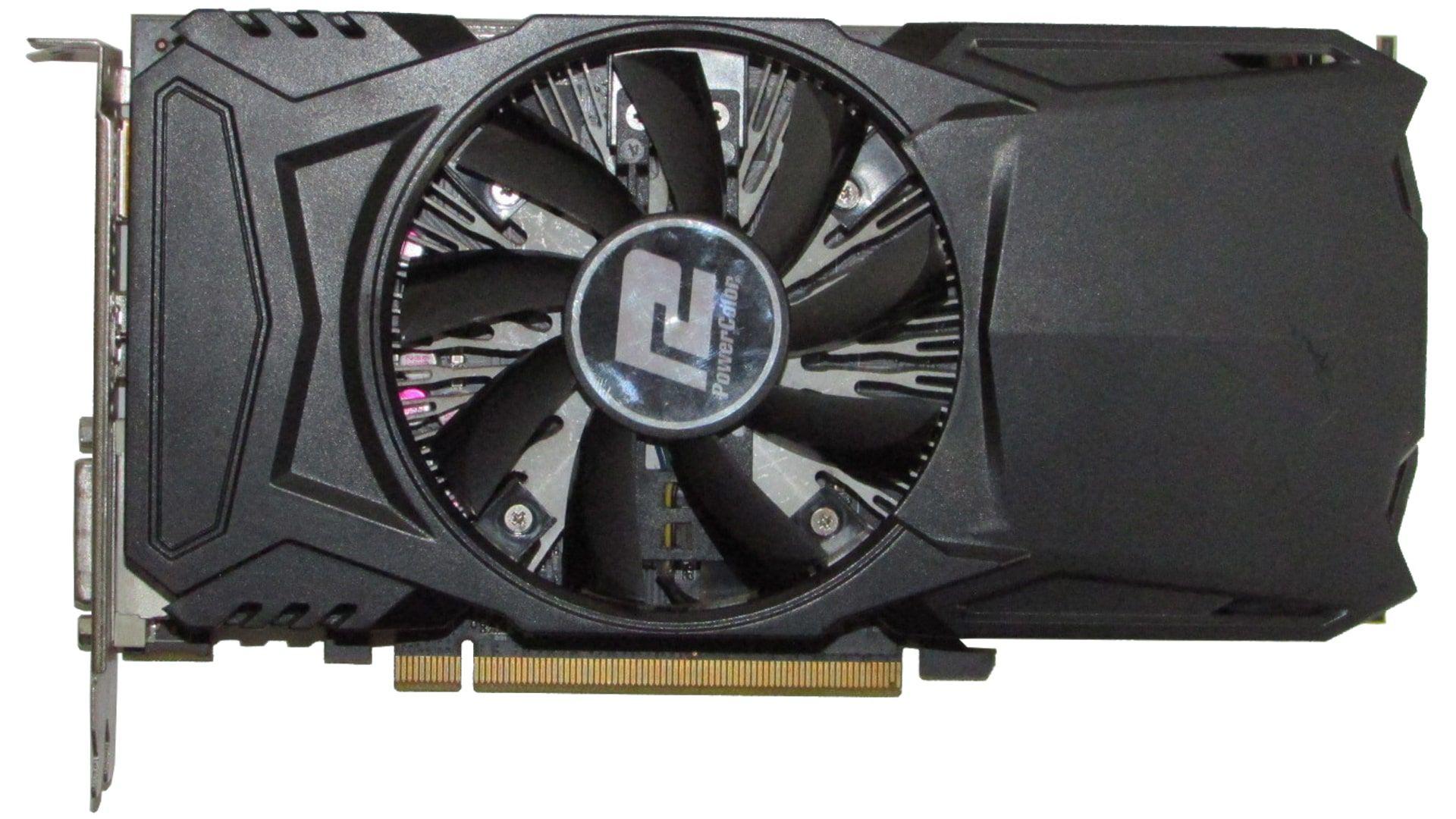Placa de Video PowerColor Radeon RX 460 2GB GDDR5 semi nova