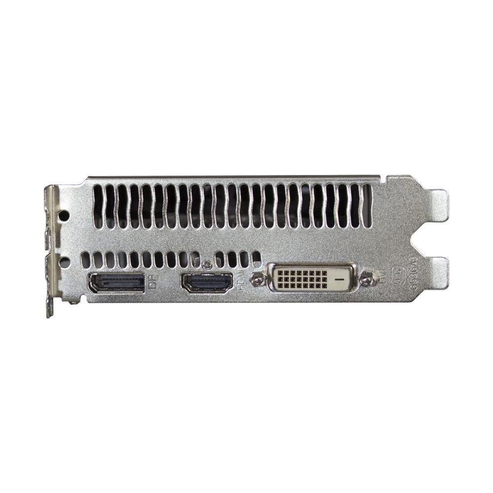 Placa de Vídeo PowerColor Radeon RX 560 Red Dragon 4GB AXRX 560 4GBD5-DHA