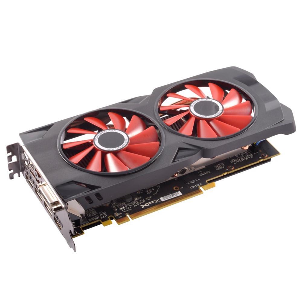 Placa de Vídeo XFX AMD Radeon RX 570 RS XXX Edition, 8GB, DDR5 RX-570P8DFD6