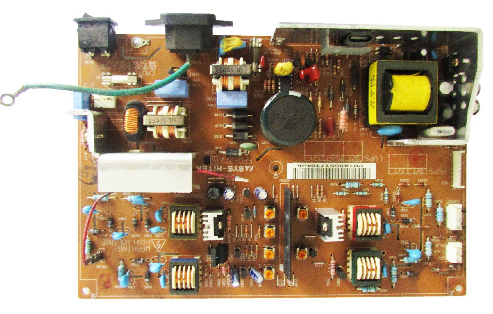 Placa Fonte Lexmark E230 / 240 (semi novo)
