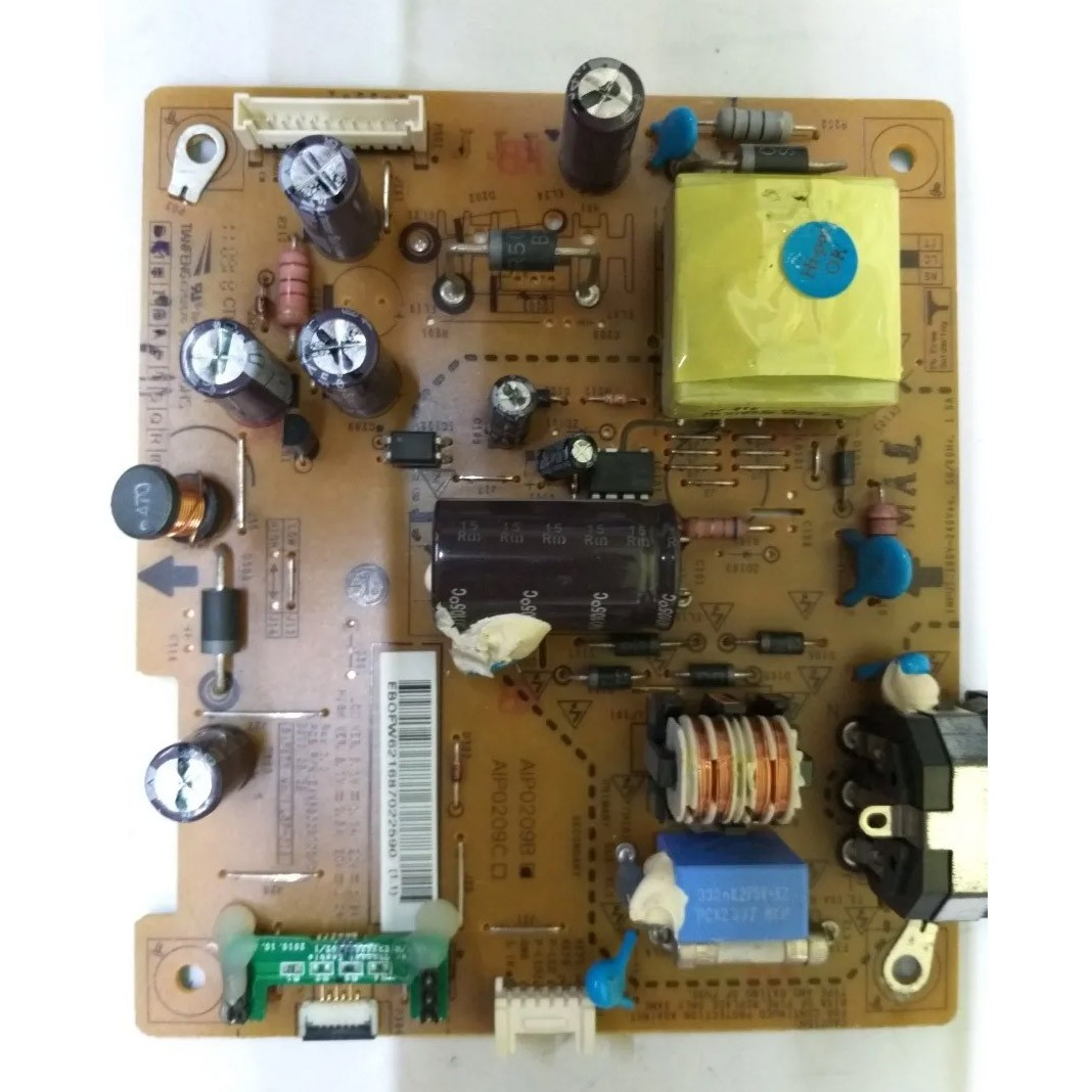 Placa Fonte Monitor LG E2041s PN: Aip0209b Eax63028702/0 R - Retirado