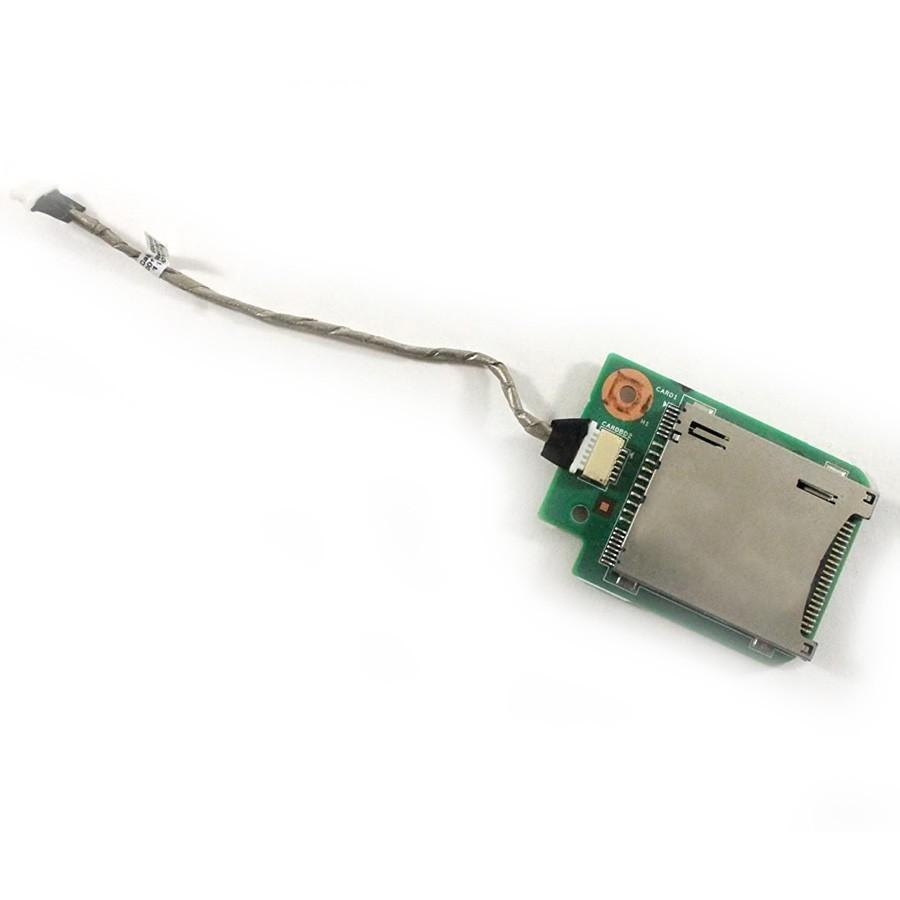 Placa Leitor De Cartão Notebook Dell Inspiron N5010 7N18D PN:48.4hh04.011 - Retirado
