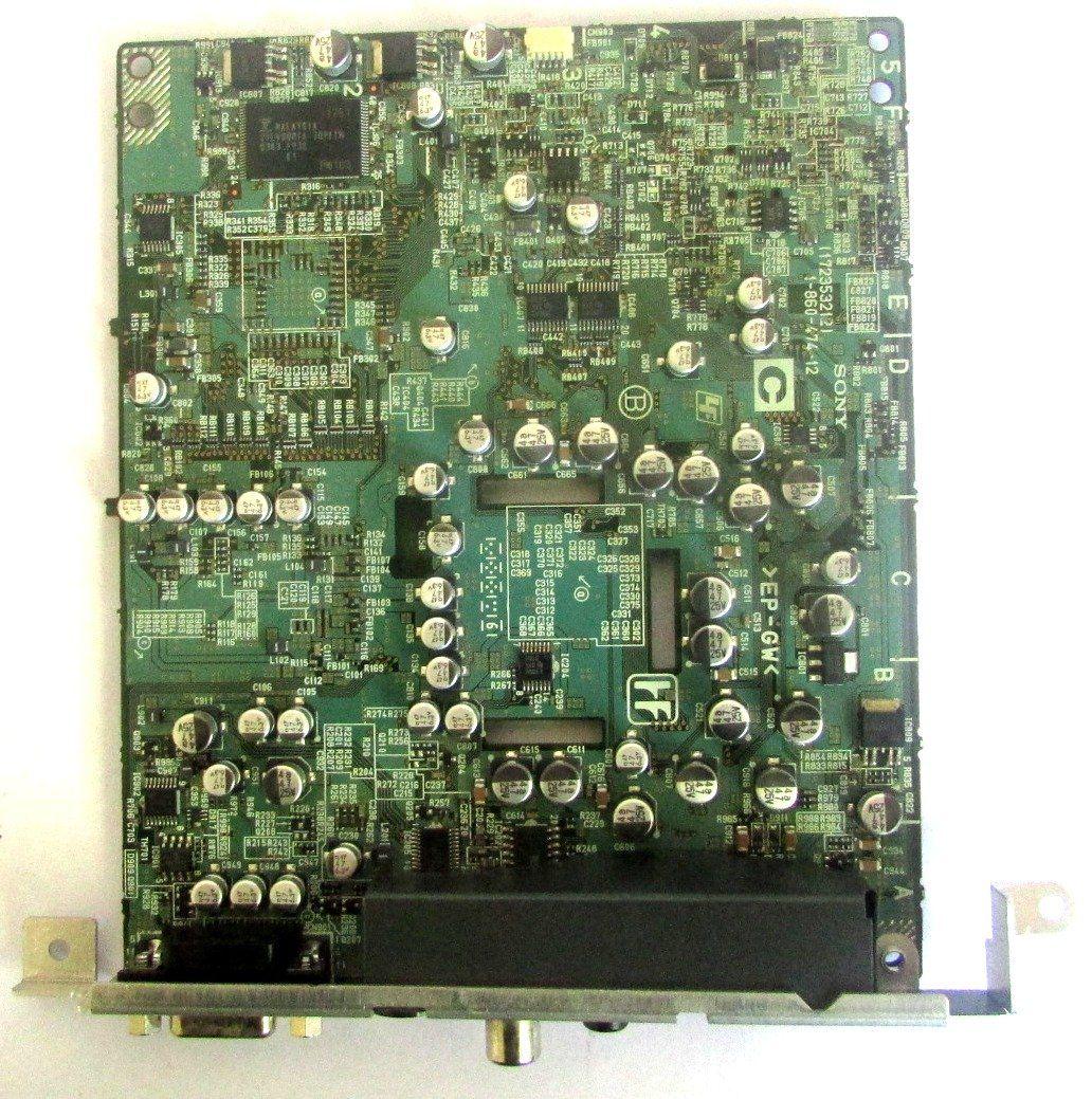 Placa Lógica 1-860-474-12 Projetor Sony Vpl-es1