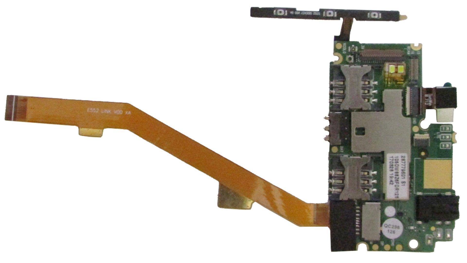 Placa Logica Celular Multilaser MS55 CP507C PR30006
