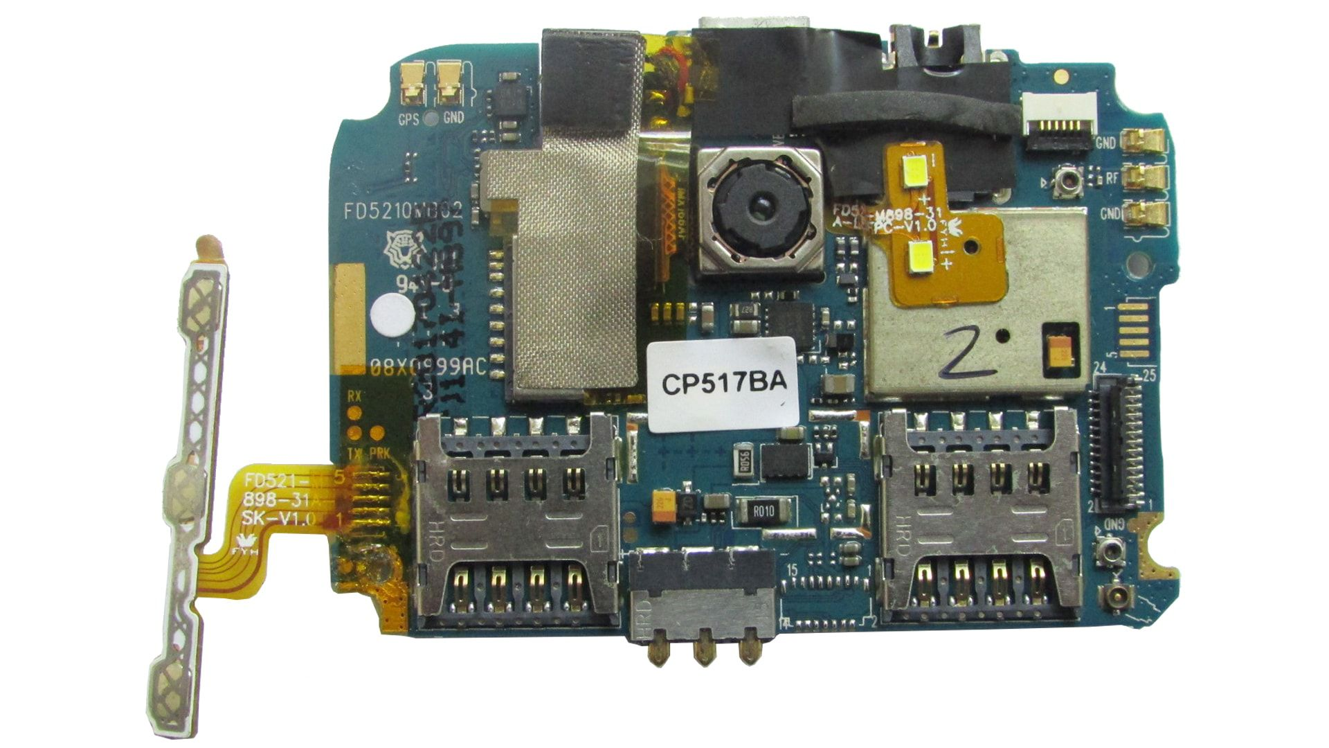 Placa Logica Celular Multilaser MS60 Mirage 81S PR30015