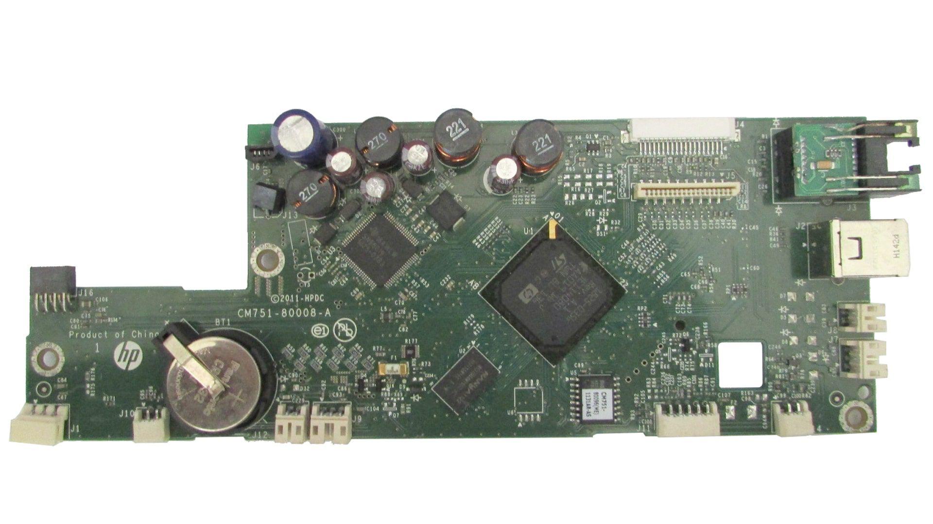 Placa Lógica Hp 8100 CM751-80008-A Semi Nova