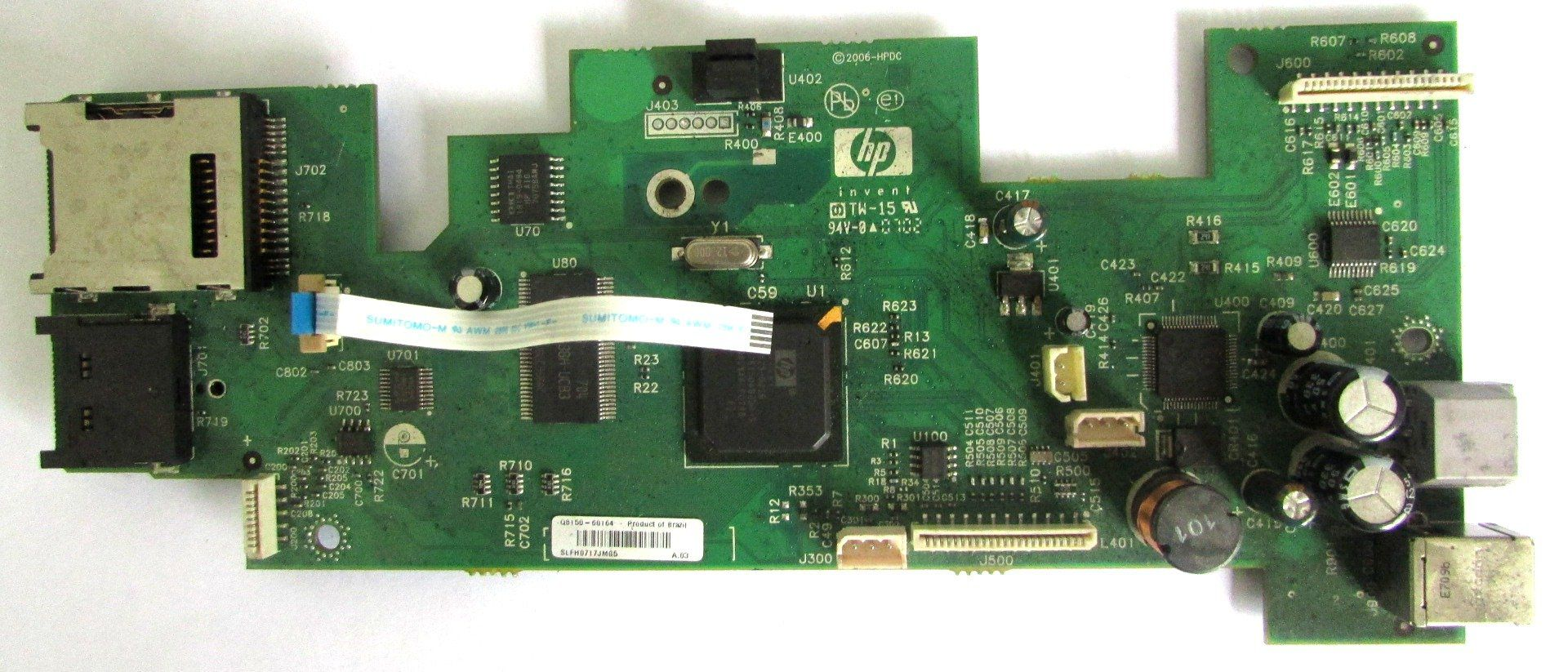 Placa Logica HP C3180 (semi novo)