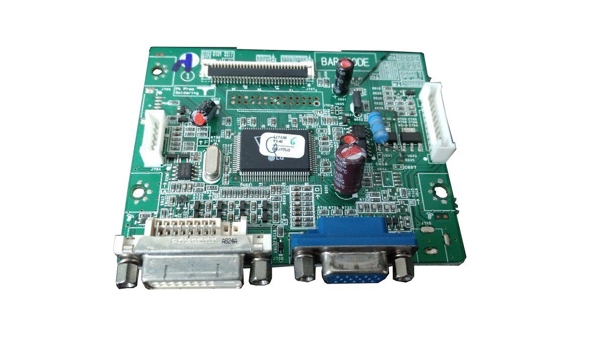 Placa Lógica Lg L1753 Monitor Lg Lcd e238400 (Semi Novo)