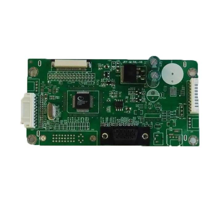 Placa Lógica Monitor Led Duex Dx15.6lx PN:Jry-ml58l-v6 - Retirado
