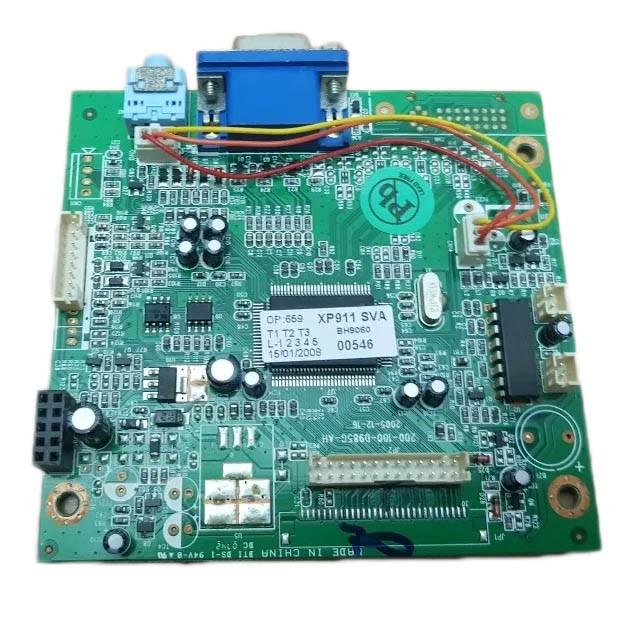 Placa Lógica Monitor Proview Xp911aw M82 PN:200-100-d985g-ah - Retirado