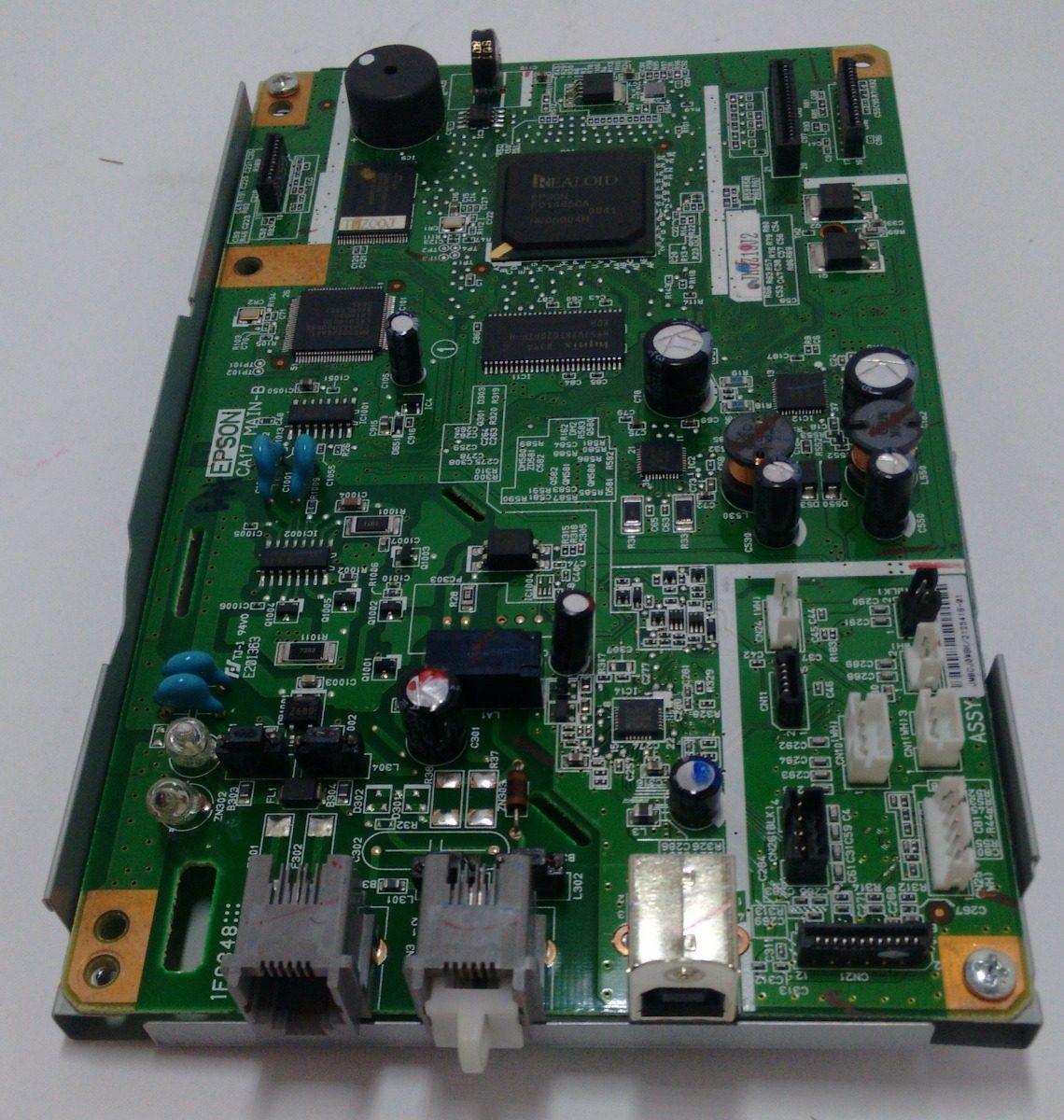 Placa Logica Multi Epson Tx300 E201363 P/n 2125415