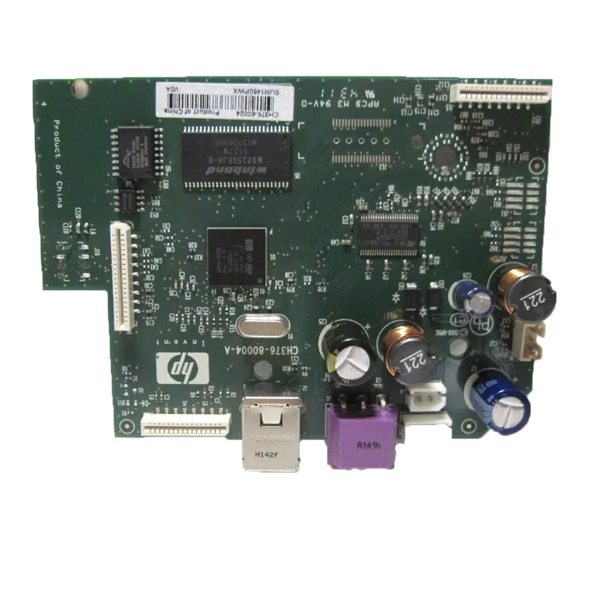 Placa Lógica Multifuncional HP PN:Ch376-80004-a + Placa Wifi Wirelles PN:Sdgob-0892- Retirado
