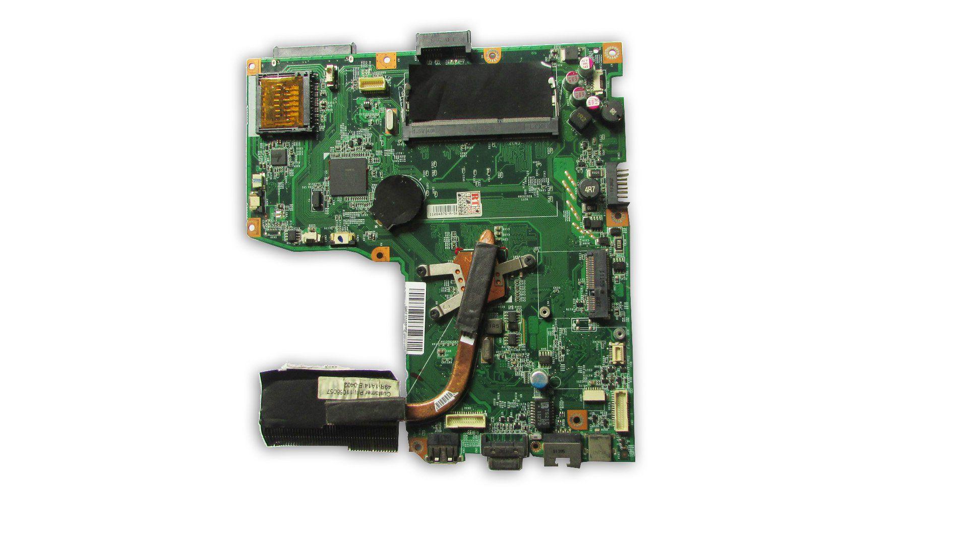 Placa Mãe 71r-a14ie4-t820 A14iexx V2.0 Processador D525 (Semi Nova)