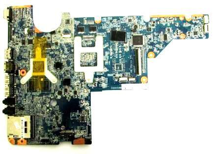 Placa Mãe HP G42 Da0ax2mb6f0 (Placa C/ Defeito)