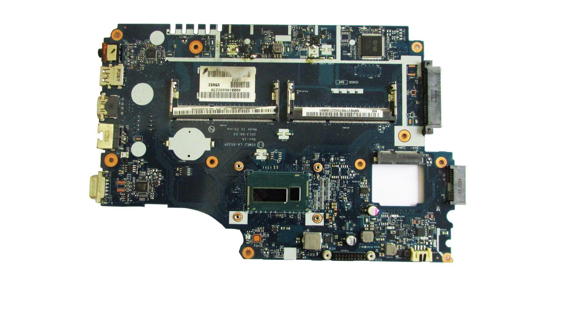 Placa Mãe Notebook Acer Aspire E1-532 La-9532p C/ Defeito