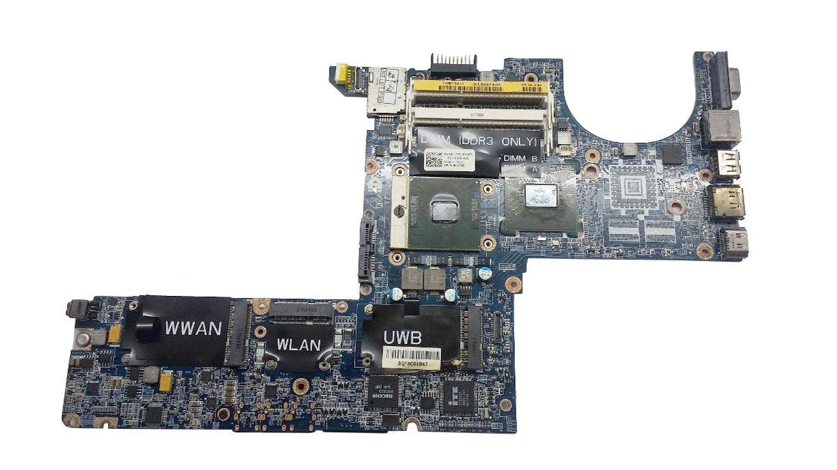 Placa Mãe Notebook Dell XPS 13 DA0IM3MBAG0 C/ Defeito