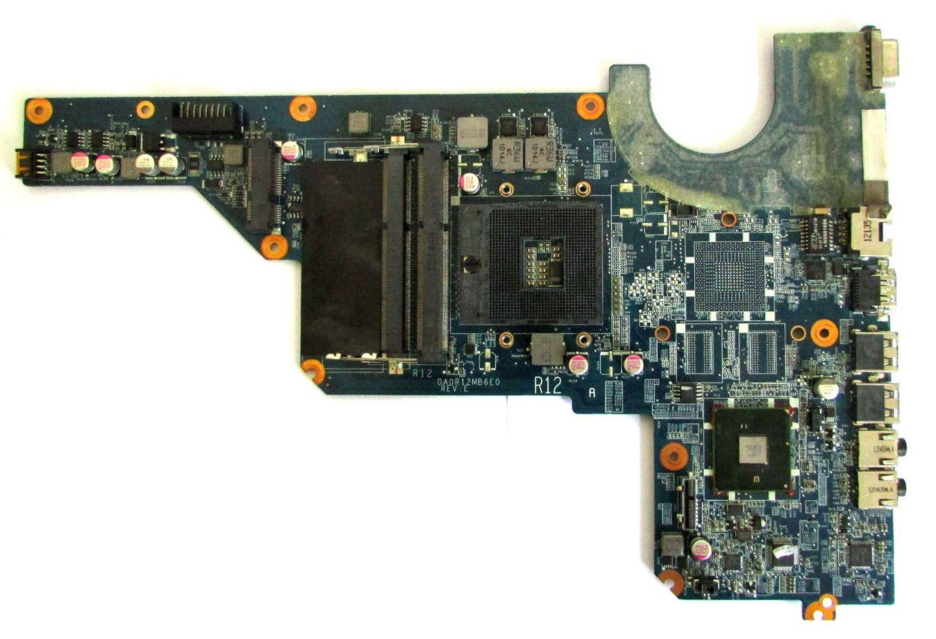 Placa Mãe Notebook HP G4 DA0R12MB6E0 (Placa C/ Defeito)